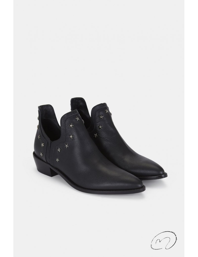 NAY BOOTS NEGRAS