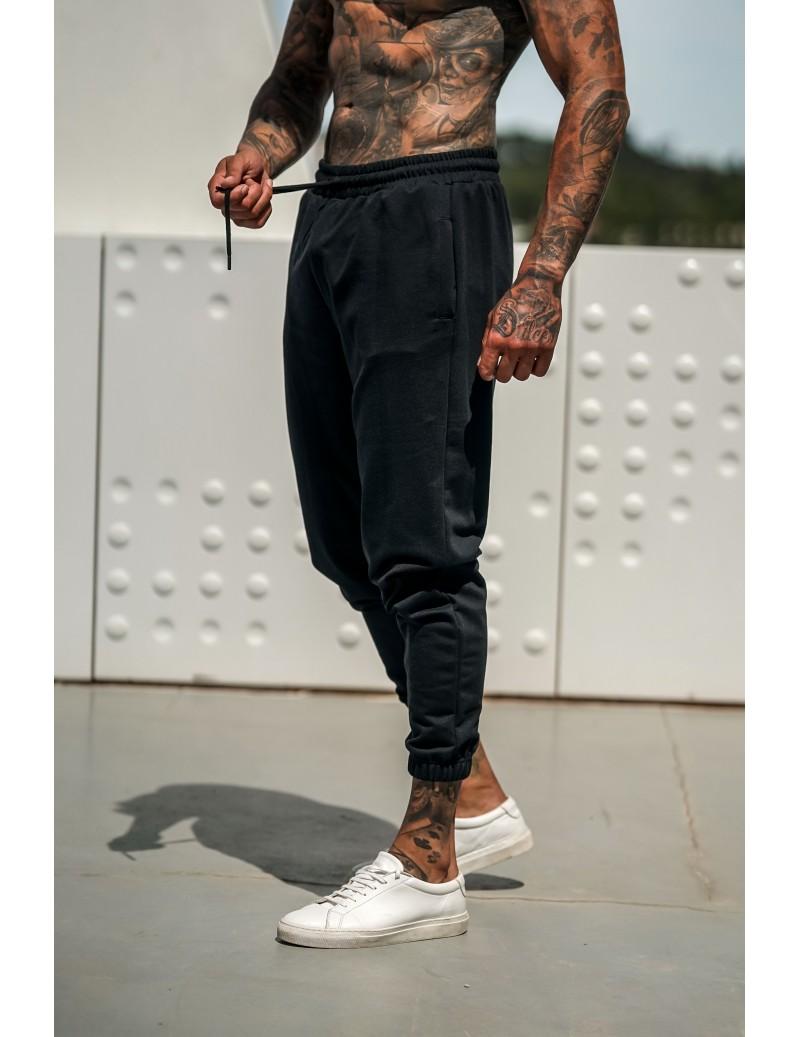 BASIC BLACK ARSMARA PANTS