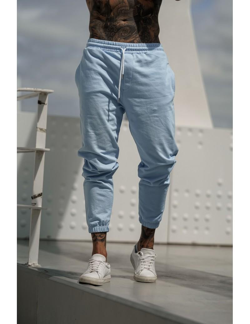 BASIC BLUE ARSMARA PANTS