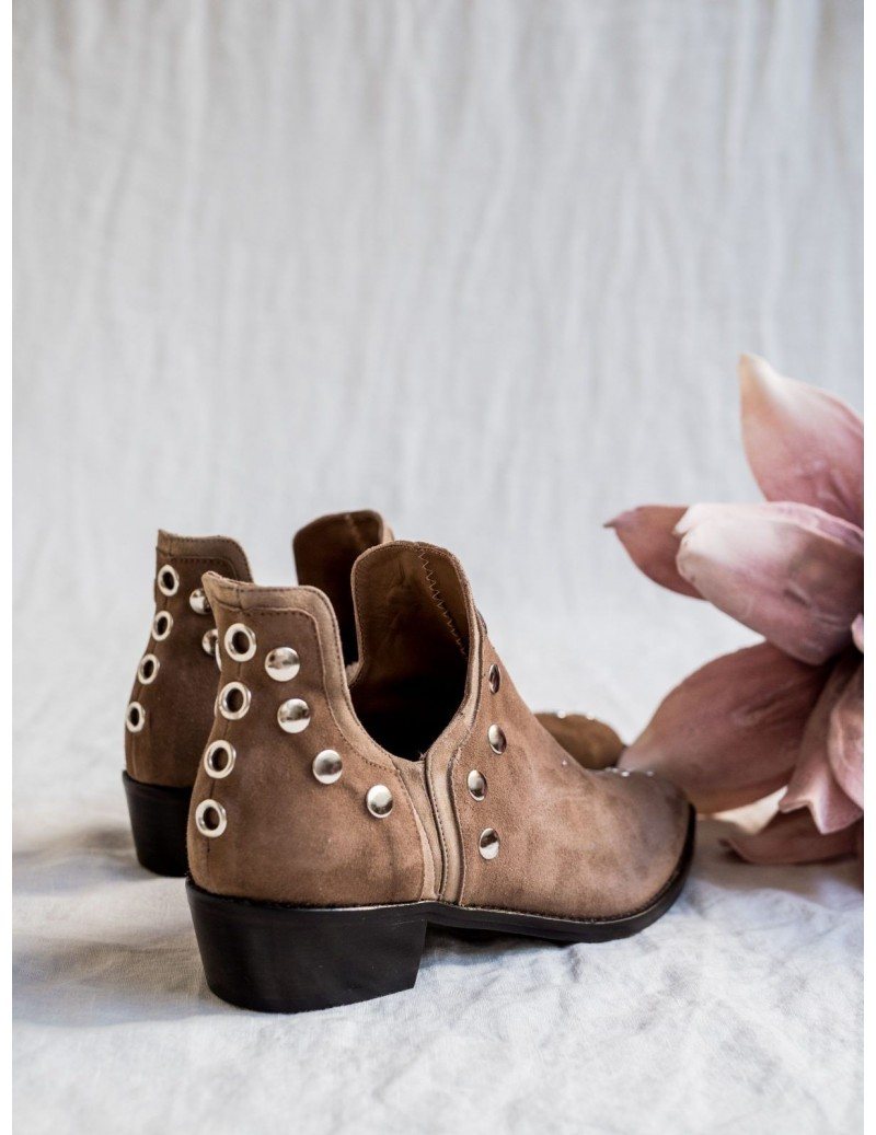 PUNKY BOOTS ANTE BEIGE